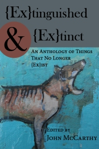Extinct cover - front
