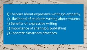 Expressive Writing 2