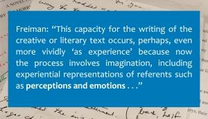 Expressive Writing 3
