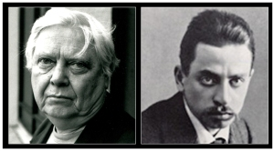 Gass and Rilke together